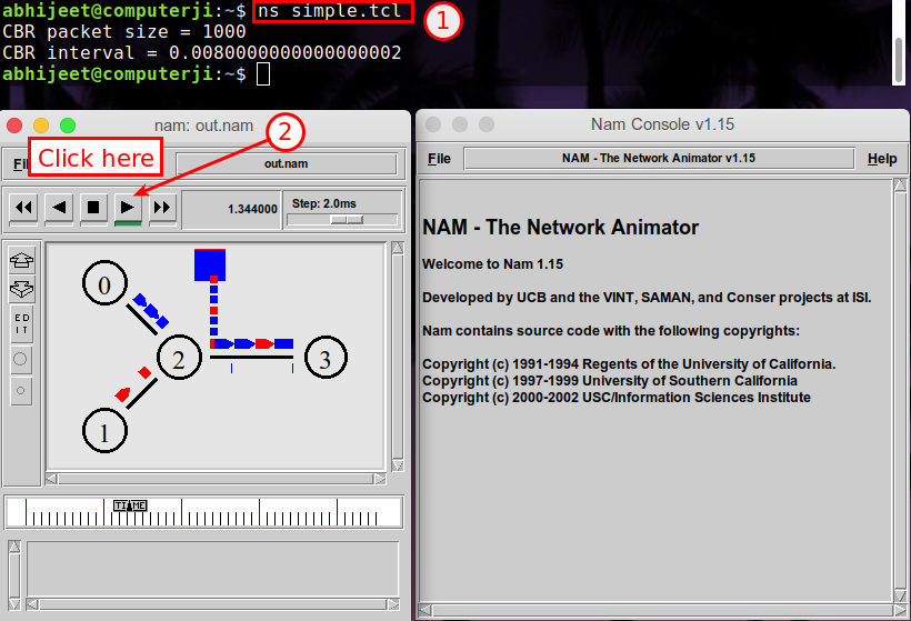 Install NS2 (Network Simulator) on Ubuntu 18 04 | Blog